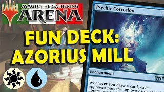 (ITA) Fun Deck: Azorius Mill #1 (MTG Arena)