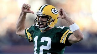 Aaron Rodgers' 10 Greatest Plays That Will Leave You Speechless