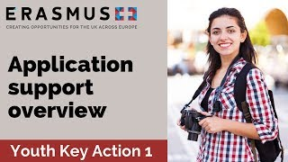 2019 Call webinar: Youth Key Action 1 - Completing the application form