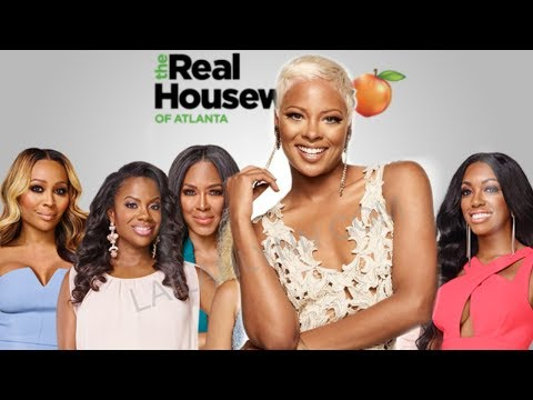 Eva Marcille Filming for Real Housewives of Atlanta Season 10 & May Replace Cynthia or Porsha #rhoa