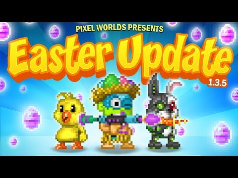 Update Full Of EVENTS! - Easter 2019!