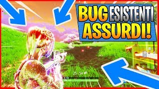 TOP 7 BUG MORE ASSURDS OF FORTNITE! FORTNITE Royal Battle