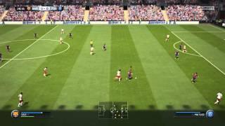 FIFA 15 PC GAMEPLAY|HD