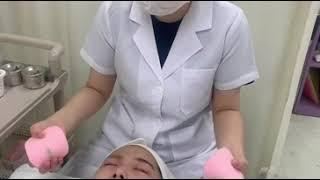 피부국가자격증 트레이닝, 매뉴얼테크닉, 클렌징, 스크럽…