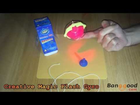 Creative Magic Flash Gyro from banggood.com