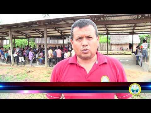 PRIMER REGIDOR JOE RENGIFO PARTICIPA EN INAUGURACIÓN DE PISCIGRANJAS DEMOSTRATIVAS