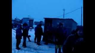 Ямал           Первый  снег.MPG