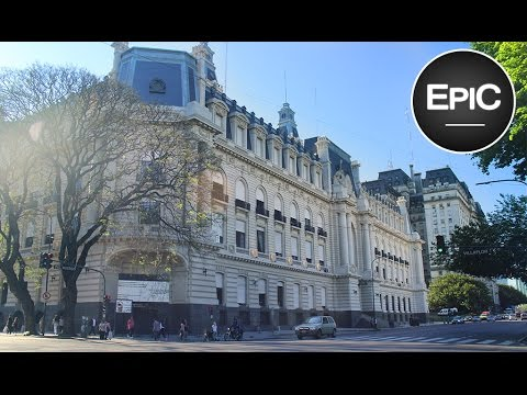 Aduana de Buenos Aires - Argentina (HD)