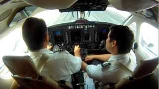 King Air B200: Takeoff from Laredo, TX / Landing @Del Norte Intl, Monterrey, Mexico