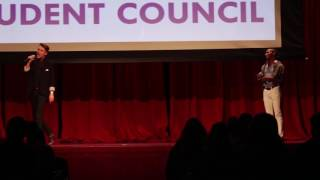 """Jeremy Swanton and Brian Swinney """"Take Me Or Leave Me"""" - TUSC Variety Show 2017"""