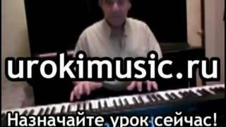 Уроки джаза, уроки ритма, свинг, учитель фортепиано