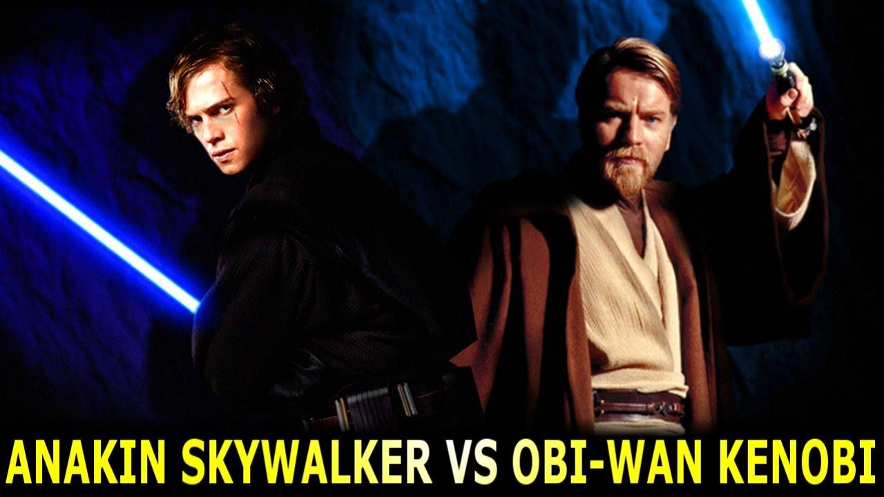 Anakin Skywalker Ep. 3 Vs Obi-Wan Kenobi Ep. 3 Who Wins ...