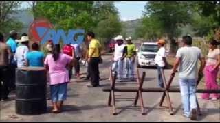 Toman cabecera municipal de Mártir de Cuilapa, en exigencia de agua