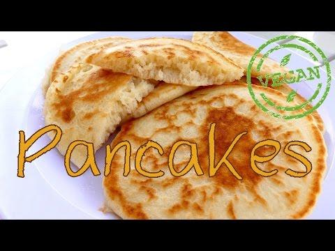 ❤-♥-pancakes-♥-❤-aérés,-moelleux-et-vegan