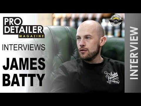 James Batty (MD Auto Finesse) - Interview