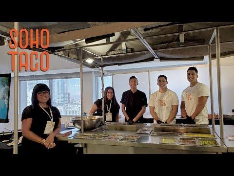 SOHO TACO At BizBash Live Los Angeles 2019