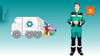 Сибур Нефтехим Раздельный сбор бумаги и пластика