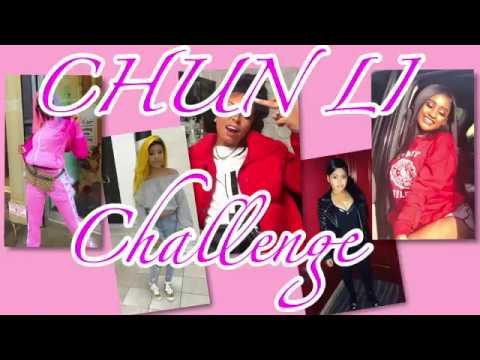#ChunliChallenge ft. Asian Doll Mulatto Young Lyric Niakay & Killuminati