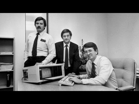 SILICON COWBOYS - The Rise and Fall of Compaq with Dir. Jason Cohen