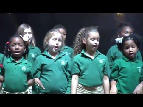 Meeting Street Academy Spartanburg  Choir - HAPPY