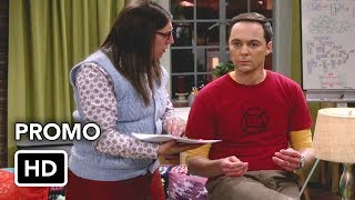 The Big Bang Theory 12x09 Promo (HD)