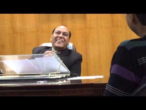 Patel Sir, Dean JNMC Sawangi