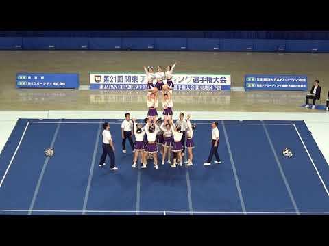 立教大学 関東大会 2019.06.01