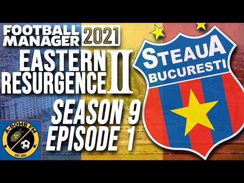 FM21 STEAUA BUCHAREST | S9E1 | Back to Back Supercups? | Football Manager 2021 |