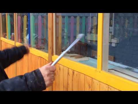видео: Остекление веранды