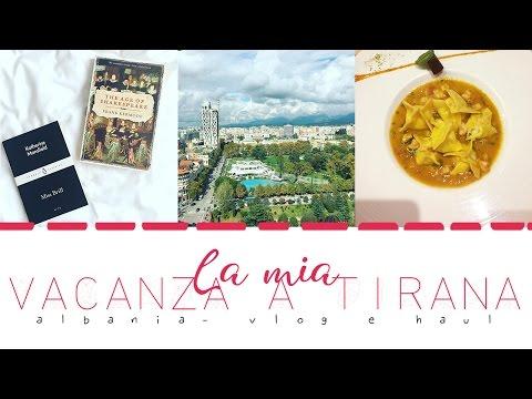 Scopriamo insieme l'Albania! | TIRANA VLOG