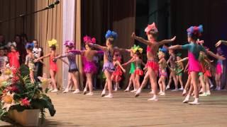 """"""" Куколки """" дети 4 - 6 лет  художественная гимнастика"""