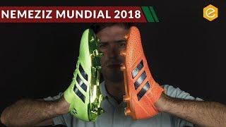 adidas nemeziz mudam para o Mundial 2018
