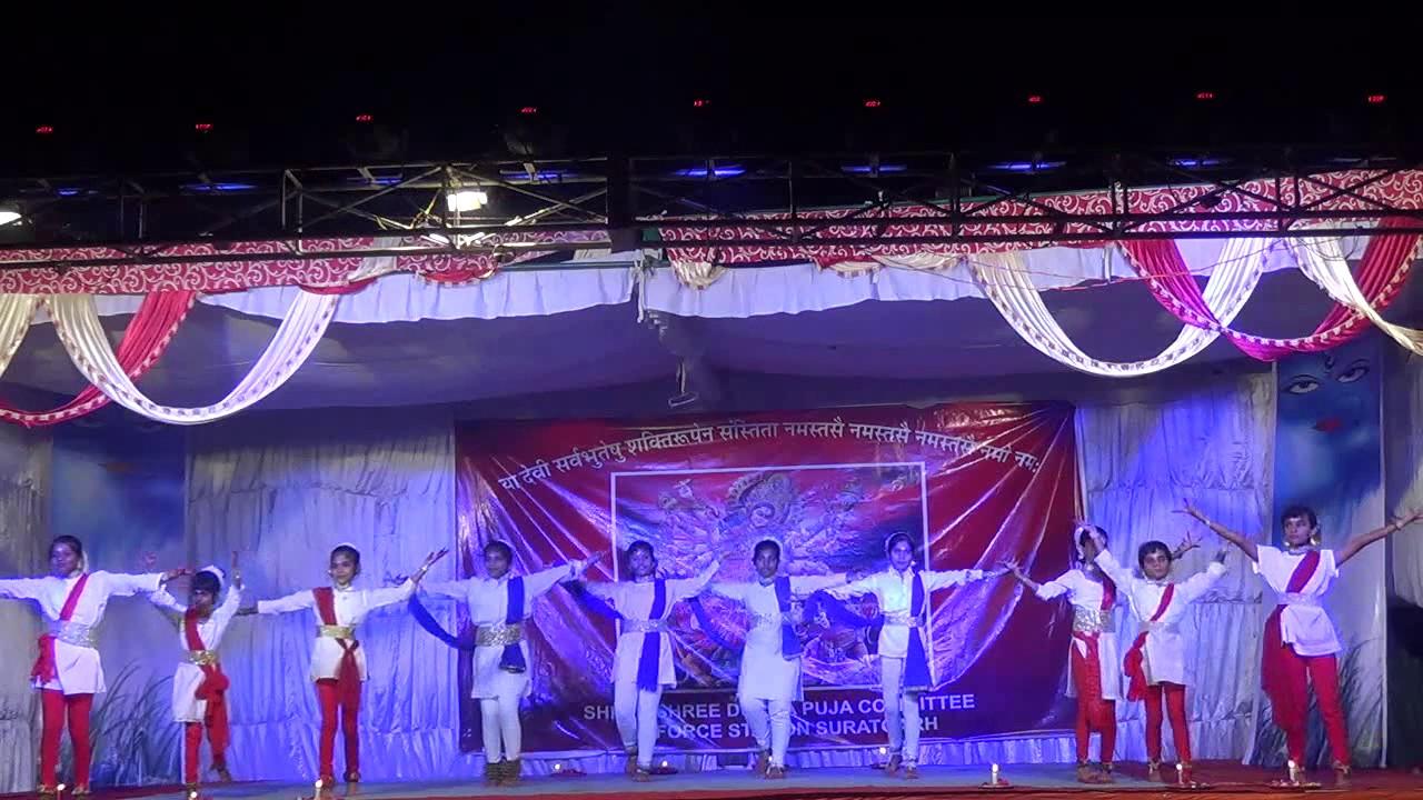 ANANDA SHANKAR music dance , choreographed by Richa Ray
