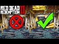 SECRET GOLD MINE WITH A LEGENDARY ITEM in Red Dead Redemption 2!