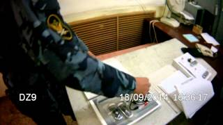В Екатеринбурге обвиняемый спрятал в томах уголовного дела мобильные телефоны(, 2014-09-21T22:07:31.000Z)