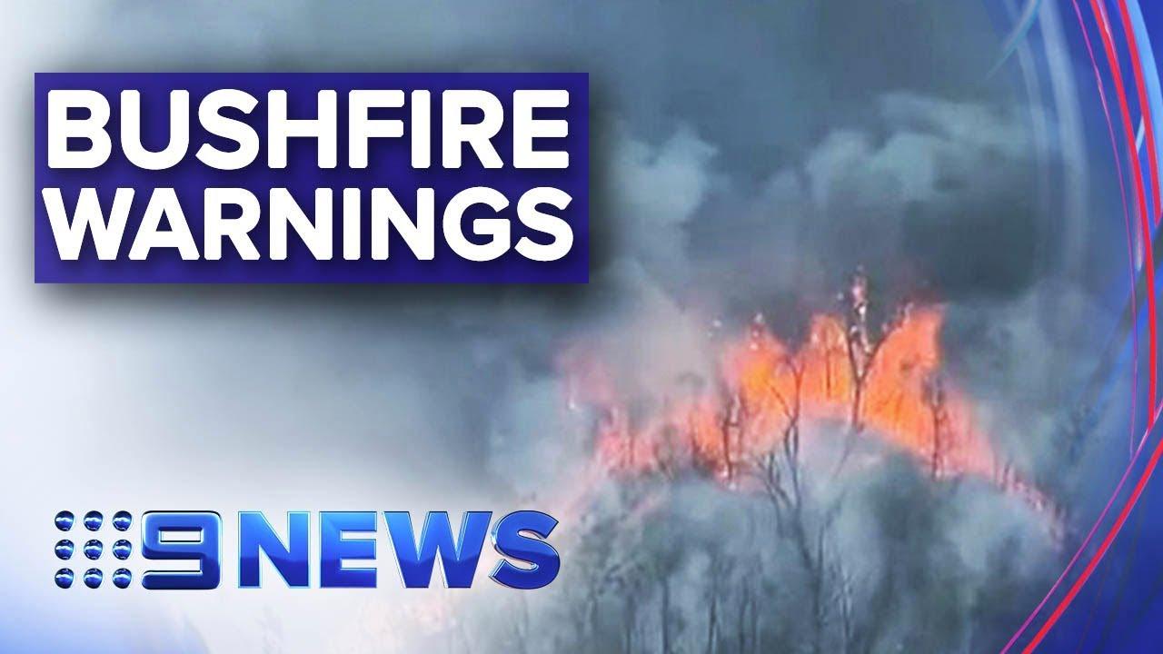 (VICTORIA, AUSTRALIA, 30 December 2019) VIC battling unimaginable bushfire crisis | Nine News Austra