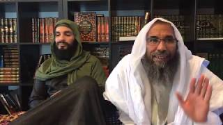 Prohibitions of the Tongue, Eyes, Ears, and Heart class 18 taught by Shaykh Salek Bin Siddina