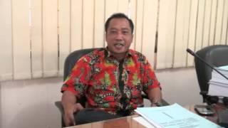 """Joko """" Jekek """" Sutopo / Bersama Kita Semua Coblos No. 2 Sing Klambine Batik."""