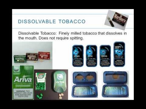 Coalitions Kicking Butts: Tobacco Control Policy Approaches.wmv