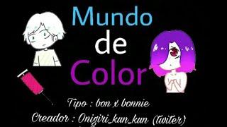 cmic mundo de color fnafhs bxb 3