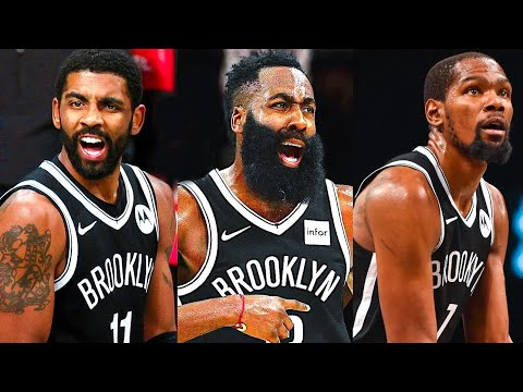 "NBA ""Brooklyn Nets Big 3"" MOMENTS"