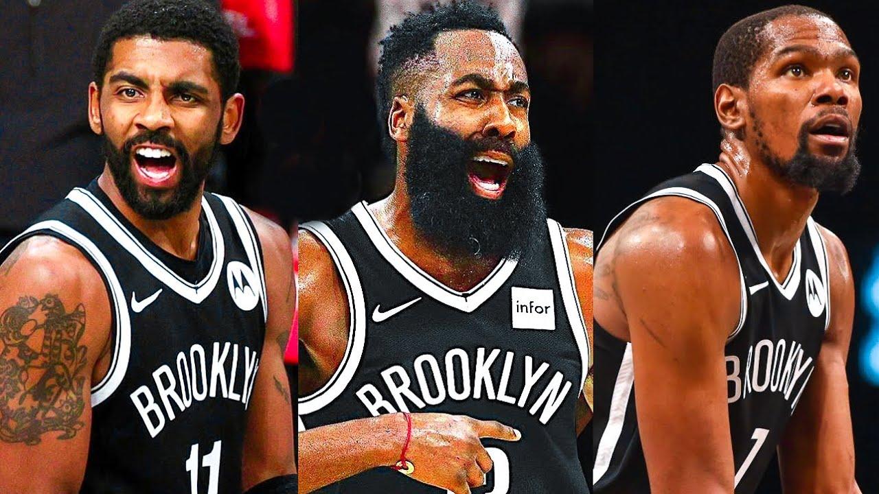 "NBA ""Brooklyn Nets Big 3"" MOMENTS - YouTube"
