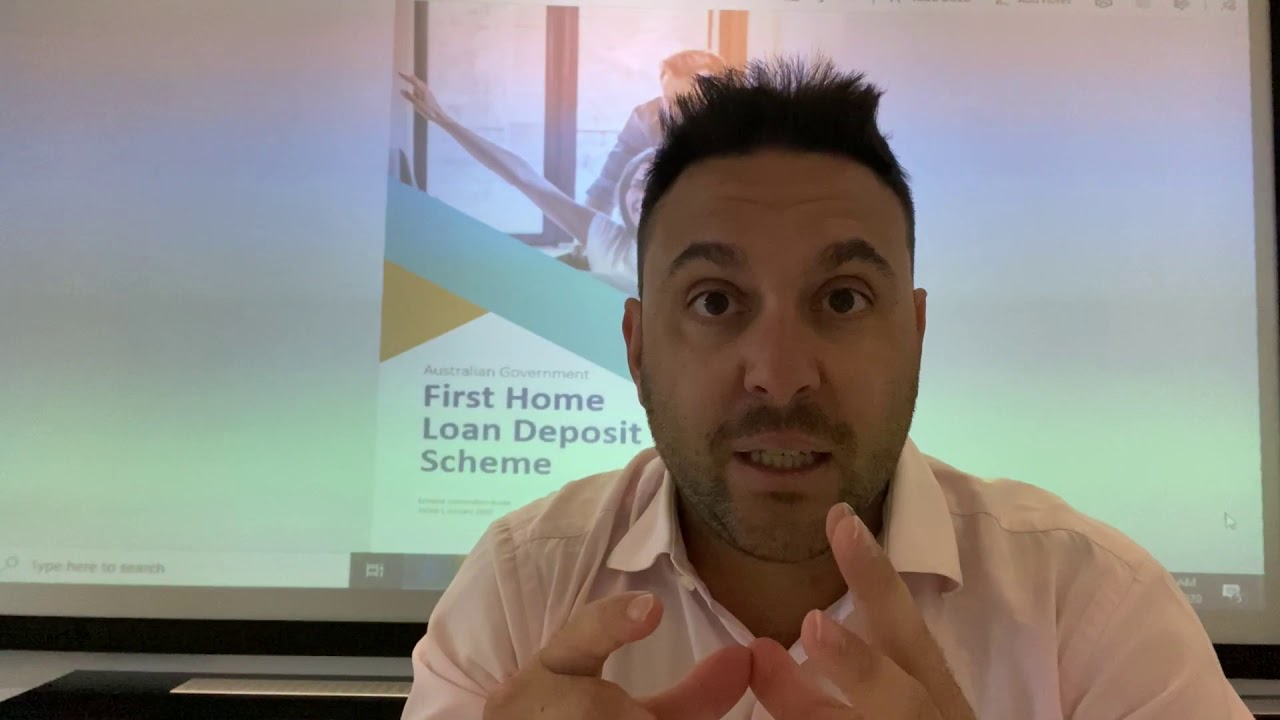 First Home Buyer Deposit Scheme