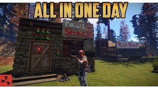 Rust | ALL IN ONE DAY