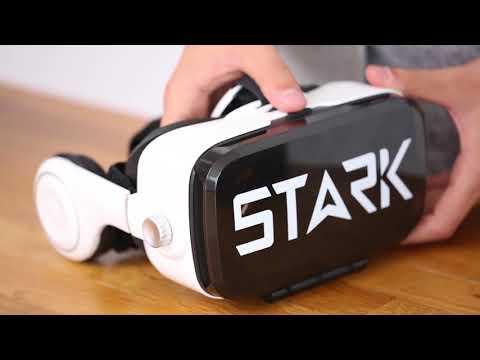 Compare Stark Virtual Reality Headsets - Stark VR Pro