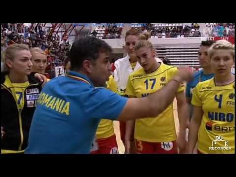 Handbal Feminin Romania-Spania