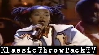 lauryn hill doo wop that thing live 1998