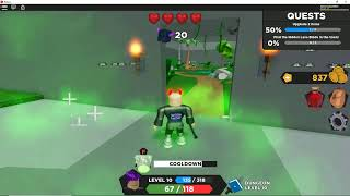 Treasure Quest on roblox