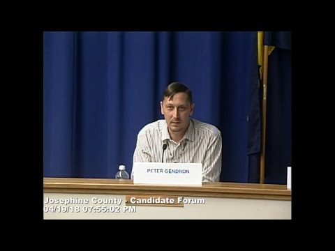 County Candidate Forum 04/19/2018