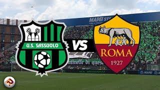 Sassuolo - roma   diretta live (serie a)